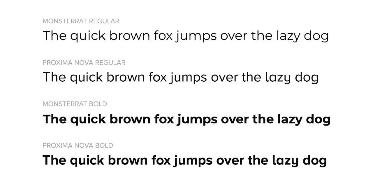Google Fonts Similar To Proxima Nova Fonts Plugin