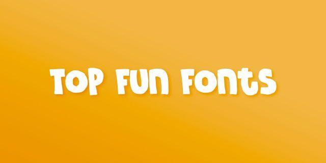 free fun fonts